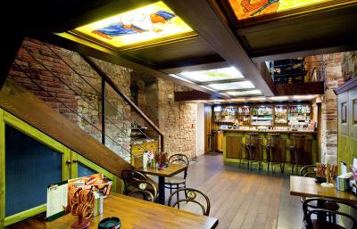 "Švejk restaurant ""Prague INN"""