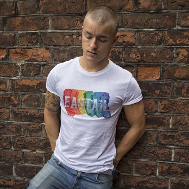 The Czech men's t-shirt brand has supported the LGBT community