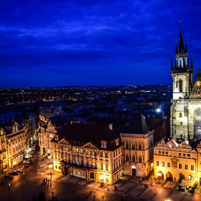 5 things to see in Prague