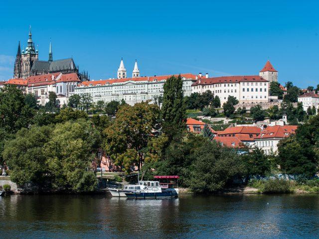 Lobkowiczký palác na Pražském hradě