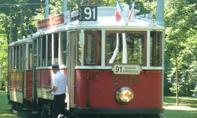 Historical Tram Line No. 41