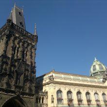 Gothic Powder Tower