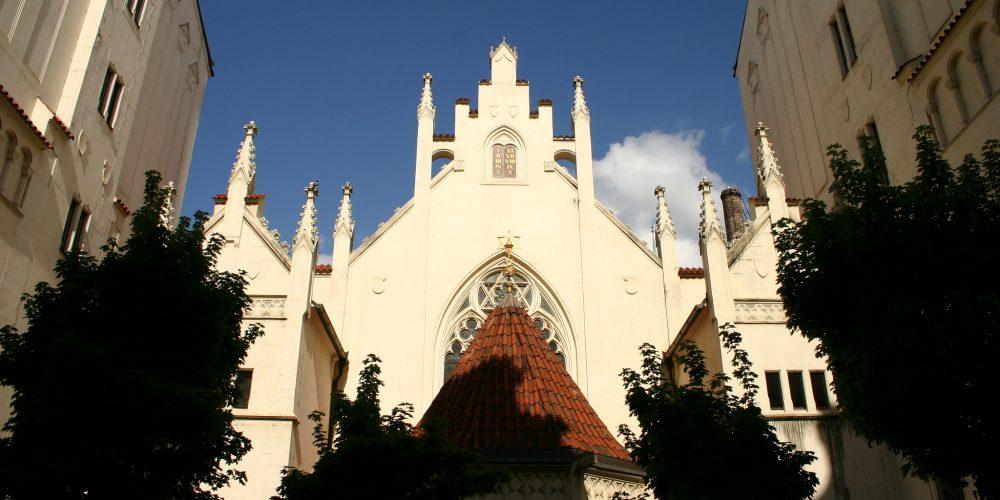 Prague Jewish Town